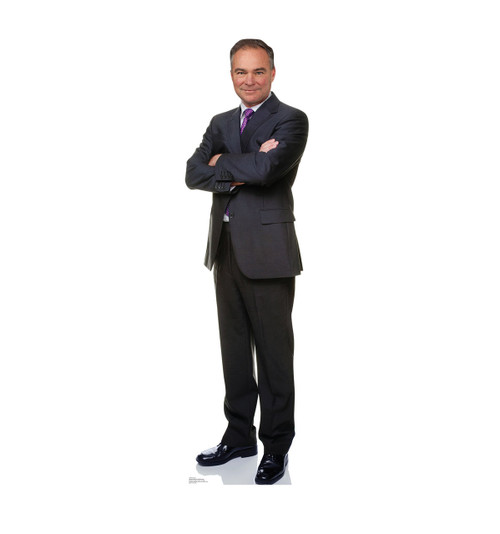 Life-size Senator Tim Kaine Cardboard Standup