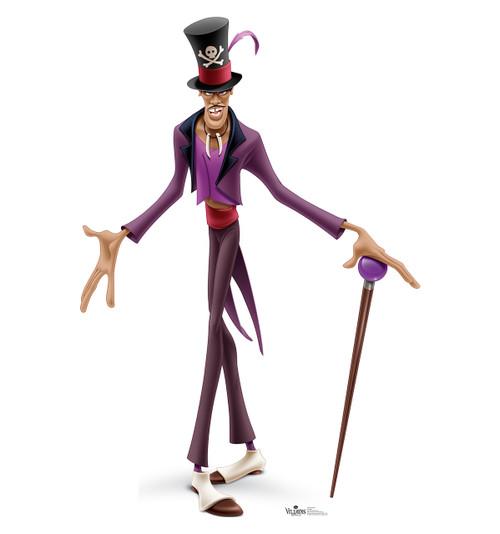 Life-size Dr. Facilier Disney Villains Cardboard Standup