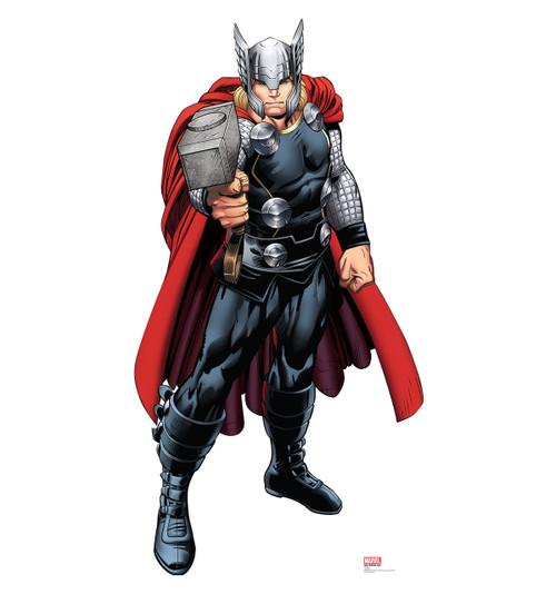 Life-size Thor Cardboard Standup