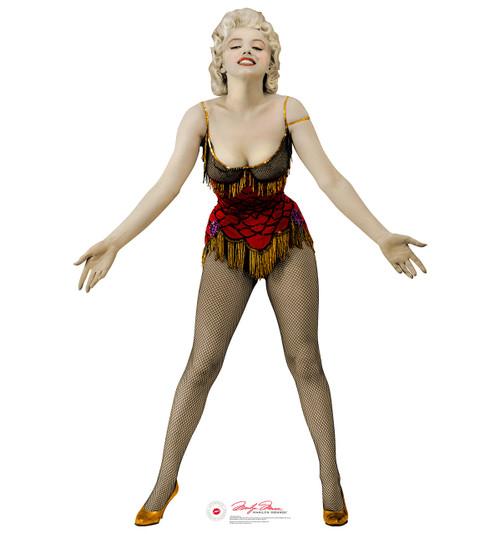 Marilyn Monroe 2 - Bus Stop Cardboard Cutout 1820