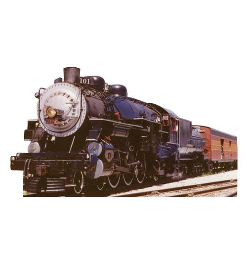 SP 2472 Train Cardboard Cutout 848