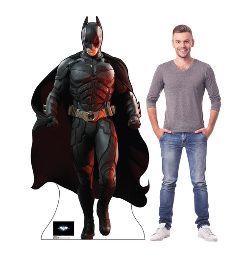 Batman - Dark Knight Rises Cardboard Cutout Lifesize
