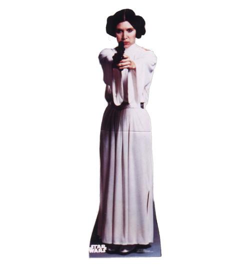 Princess Leia Organa Cardboard Cutout 111