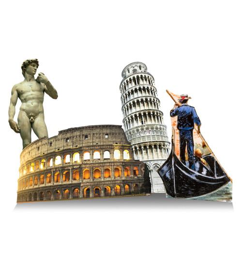 Italy - Themed Party Set 1854