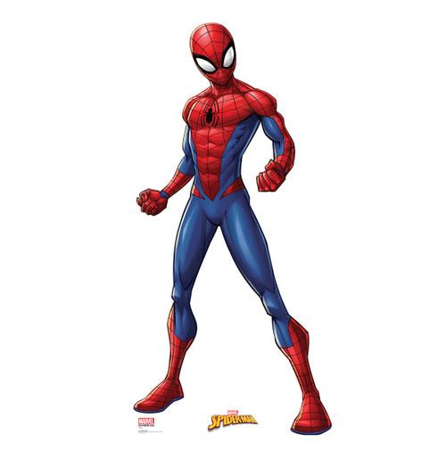 Life-size Spider-Man (Marvel Comics) Cardboard Standup