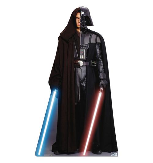 Anakin Skywalker / Darth Vader Front View