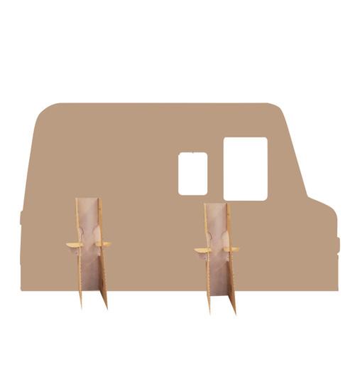 Life-size Ice Cream Truck Standin Cardboard Standup 2
