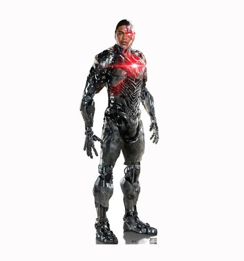 Cyborg (Justice League) Cardboard Standup Cutout 1