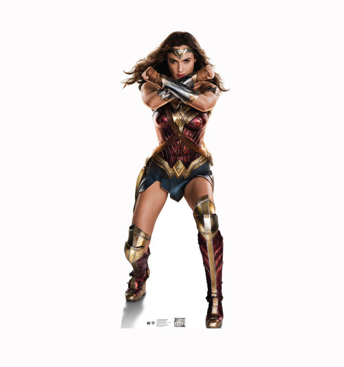 Wonder Woman (Justice League) Cardboard Cutout-frontview