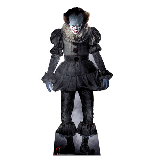 Pennywise from IT Movie 2017 Cardboard Cutout-frontview