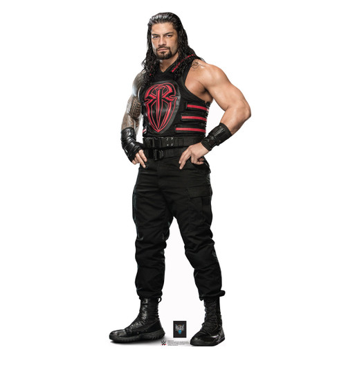 Roman Reigns Life- Size Cardboard Cutout 1