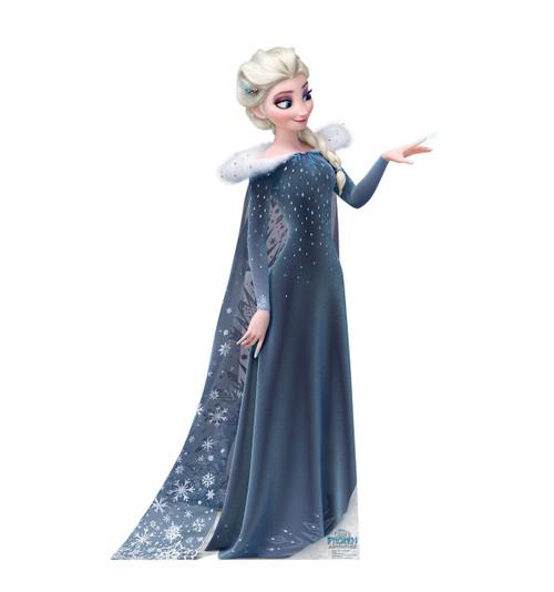 Elsa (Olafs Frozen Adventure)   Cardboard Cutout 1