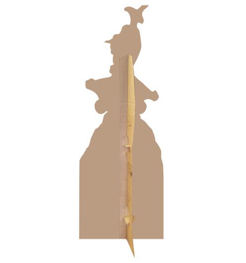 Olaf on Snow Mound (Olafs Frozen Adventure)   Cardboard Cutout 2