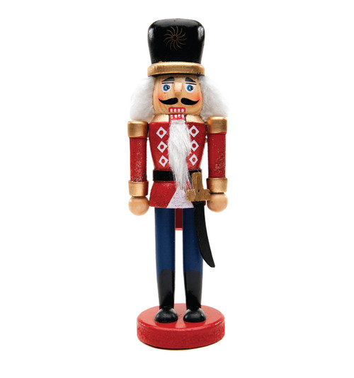 Nutcracker Soldier Cardboard Cutout-frontview