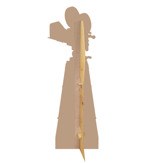 Life-size Hollywood Camera Cardboard Standup | Cardboard Cutout 2