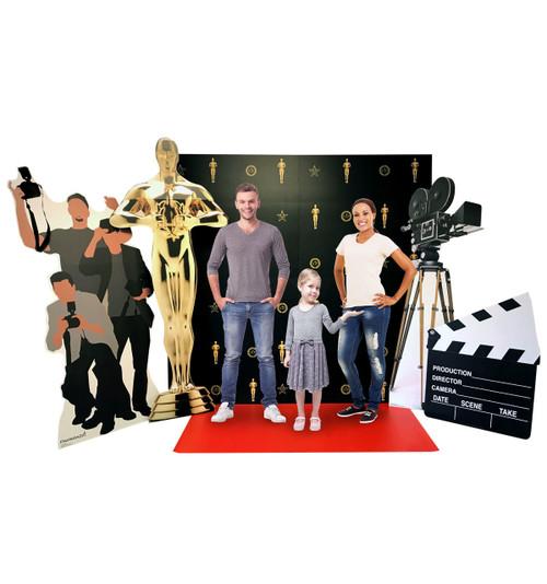 Hollywood Red Carpet Set 2648
