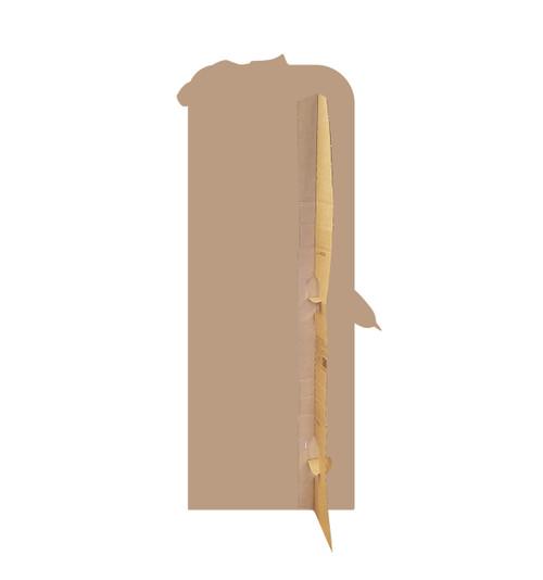 Figure Skater Standin Cardboard Cutout-back