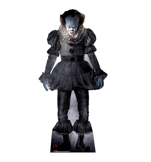 """Pennywise """"IT"""" Outdoor Cardboard Cutout"""