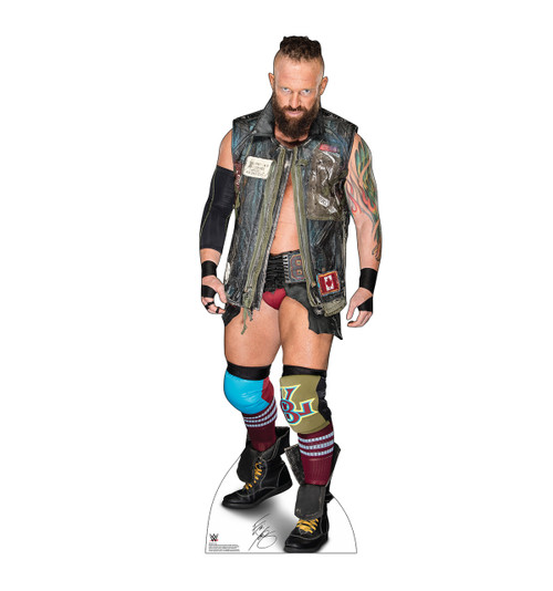 Life-size cardboard standee of Eric Young - WWE.
