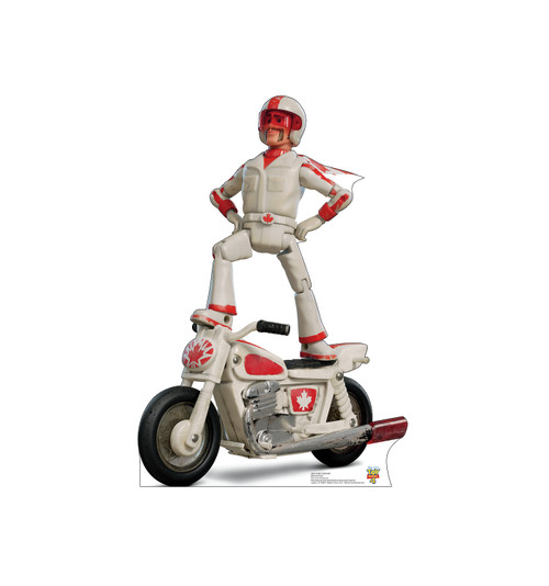 DUKE CABOOM - Toy Story 4 Cardboard Cutout Front View