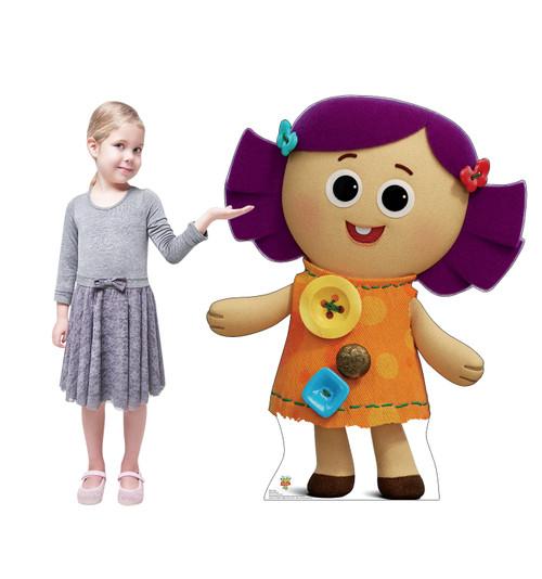 Dolly - Toy Story 4 Cardboard Cutout Lifesize