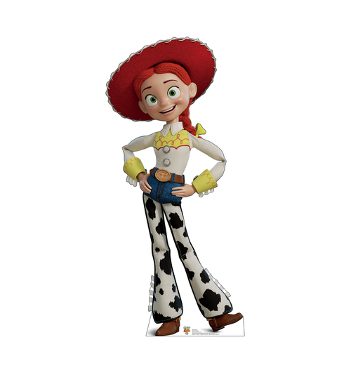 Jessie - Toy Story 4 Cardboard Cutout Front View