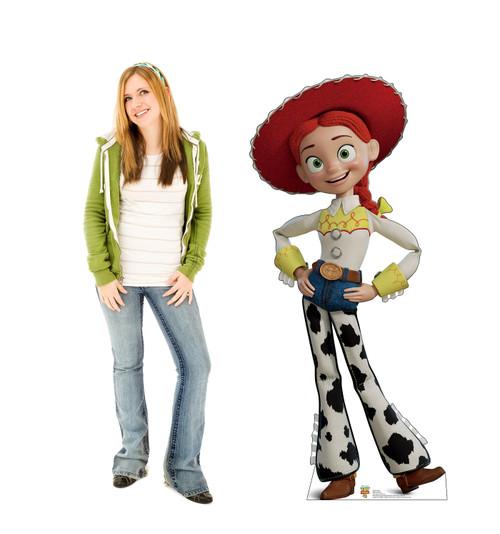 Jessie - Toy Story 4 Cardboard Cutout Lifesize