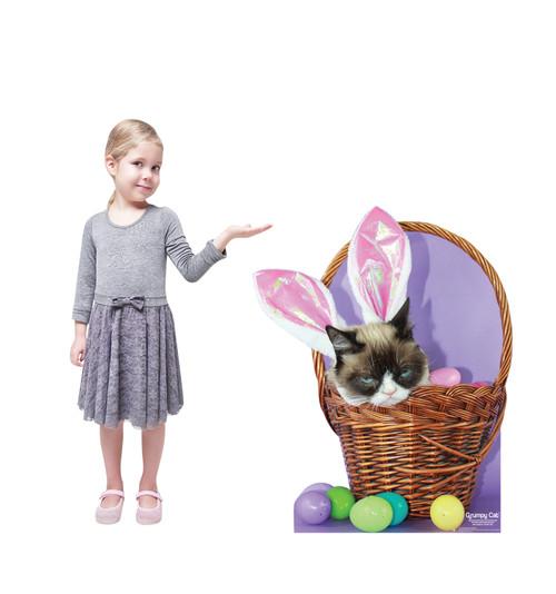 Grumpy Cat - Easter 3050