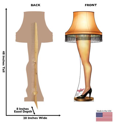 Leg Lamp - A Christmas Story