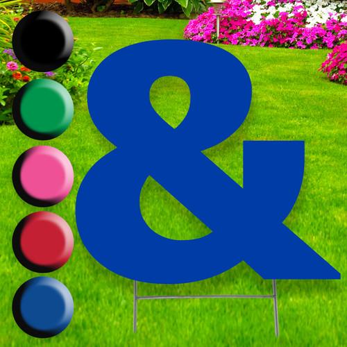 Symbol & yard sign
