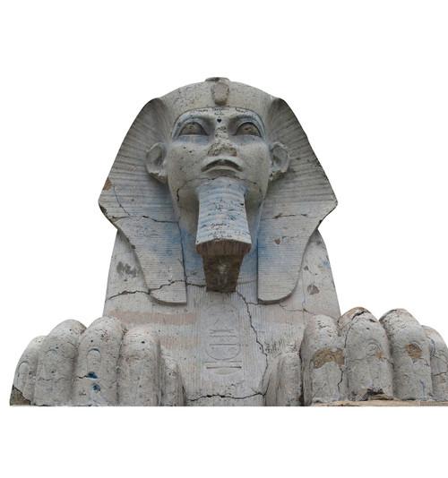 Life-size Sphinx Cardboard Standup | Cardboard Cutout