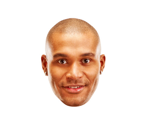 "Custom Foamcore Big Head Cutout (18"" to 36"")"