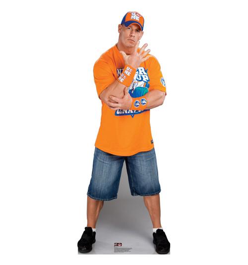 Life-size John Cena Cardboard Standup | Cardboard Cutout