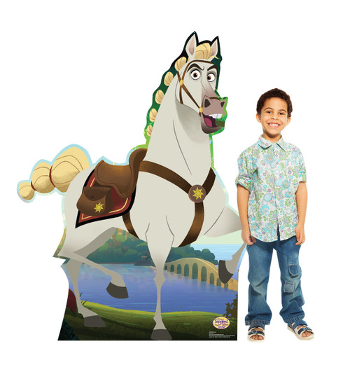 Life-size Maximus (Tangled The Series) Cardboard Standup | Cardboard Cutout 2