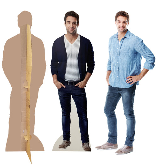 Create Your Own Lifesize Standup Cutout