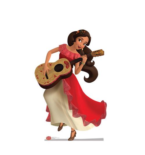 Elena with Guitar