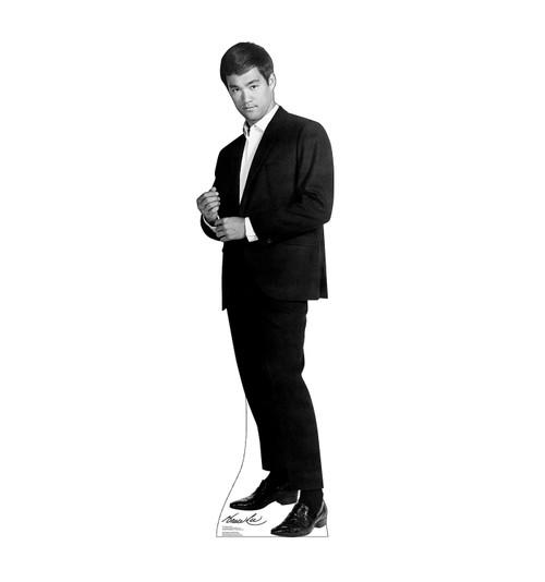 Bruce Lee Suit Cardboard Cutout 1515