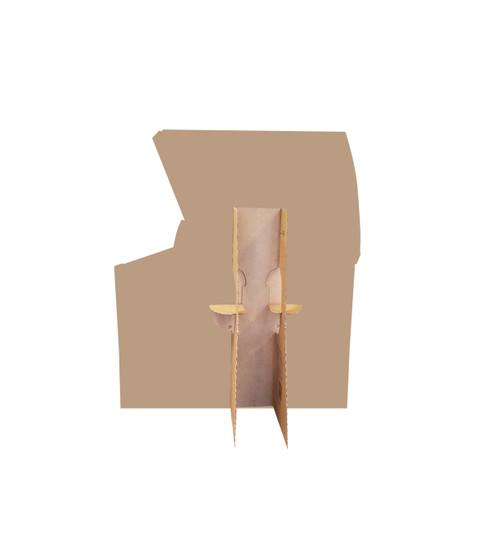 Life-size Treasure Chest Cardboard Standup | Cardboard Cutout