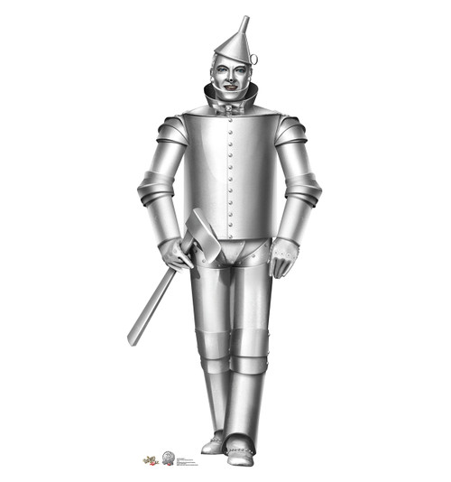 Tin Man - Wizard of Oz - Cardboard Cutout