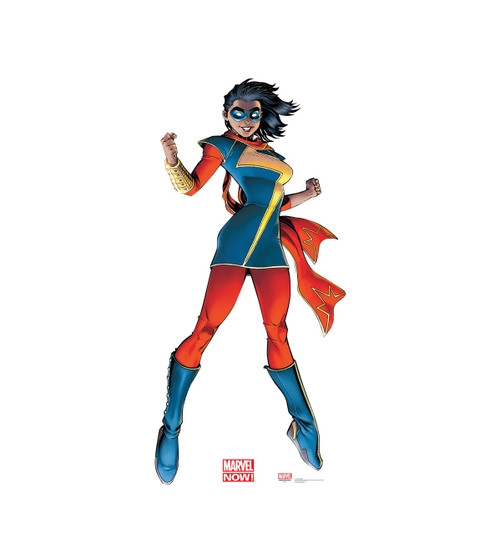 Ms. Marvel - Cardboard Cutout