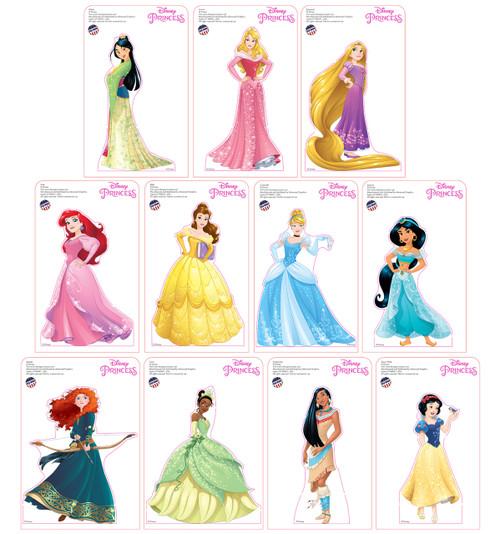 Mini Princesses 11 Pack