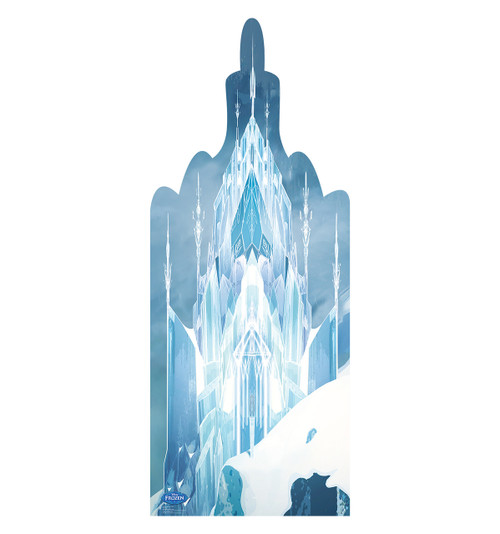 Frozen Ice Castle (Disney's Frozen) Cardboard Cutout