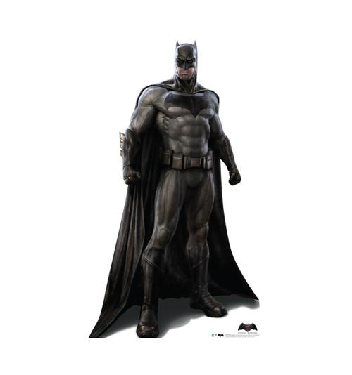 Life-size Batman - Batman V. Superman Cardboard Standup | Cardboard Cutout