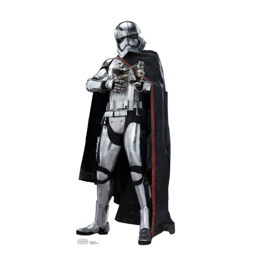 Captain Phasma - Cardboard Cutout