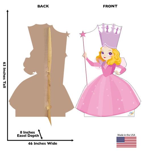 Glinda the Good Witch - Wizard of Oz Kids - Cardboard Cutout