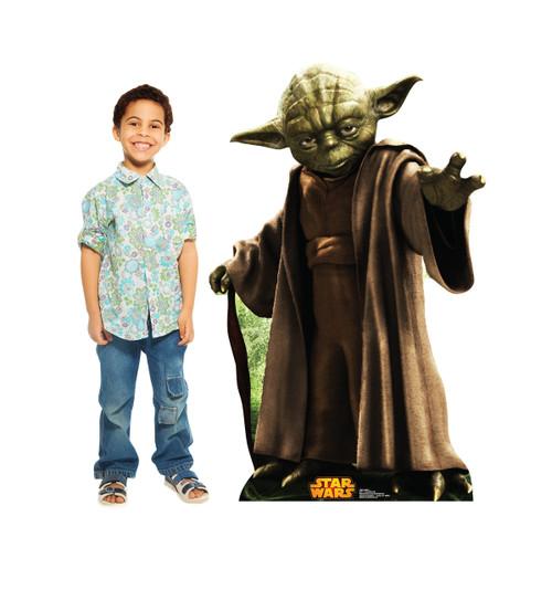 Yoda - Star Wars Classics - Cardboard Cutout 1807