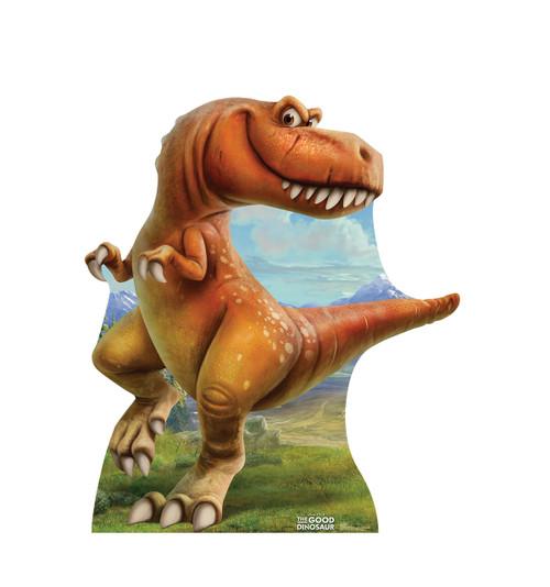 Life-size Ramsey - The Good Dinosaur Cardboard Standup