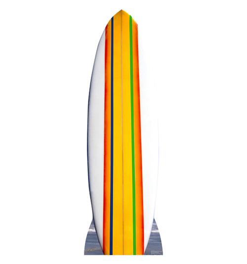 Surf Board - Cardboard Cutout