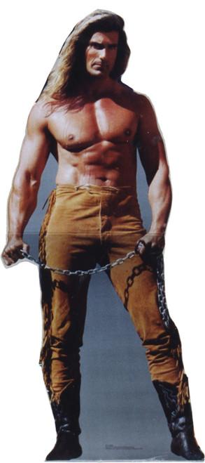 Life-size Fabio Cardboard Standup