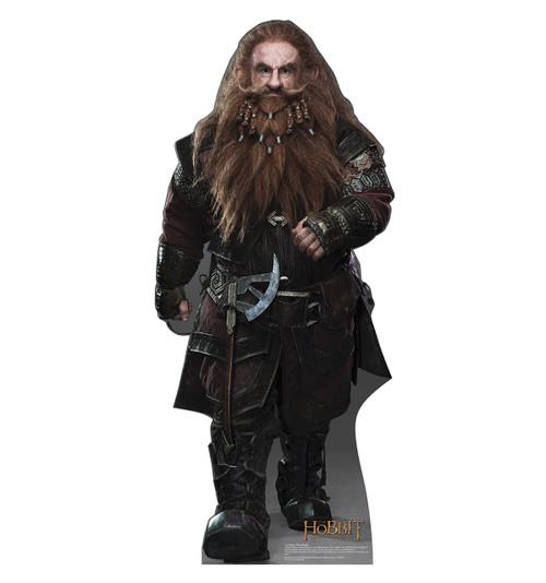 Life-size Gloin The Dwarf - The Hobbit Cardboard Standup